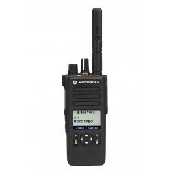 Radiotelefon Motorola...